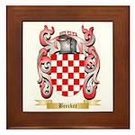 Beecker Framed Tile