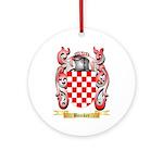 Beecker Ornament (Round)
