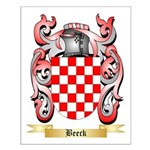 Beeck Small Poster