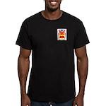 Beeching Men's Fitted T-Shirt (dark)