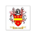 Beecham Square Sticker 3