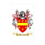 Beecham Sticker (Rectangle 50 pk)