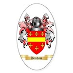 Beecham Sticker (Oval)