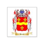 Beech Square Sticker 3