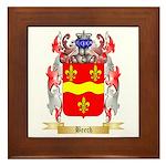 Beech Framed Tile