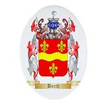 Beech Ornament (Oval)