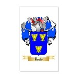 Beeby 20x12 Wall Decal