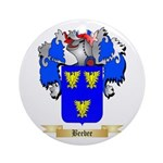 Beebee Ornament (Round)