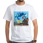 Squid Ball White T-Shirt