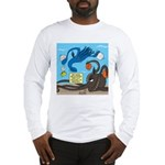 Squid Ball Long Sleeve T-Shirt