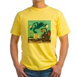 Squid Ball Yellow T-Shirt