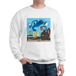 Squid Ball Sweatshirt