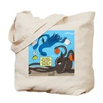 Squid Ball Tote Bag