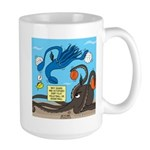 Squid Ball Large Mug