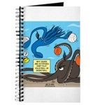 Squid Ball Journal