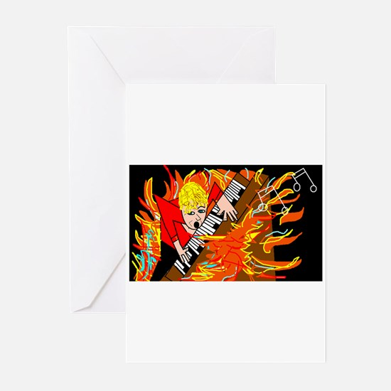 FIRE Greeting Cards (Pk of 10)