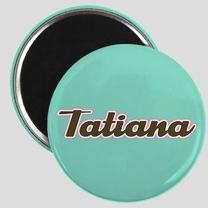 Tatiana Aqua Magnet