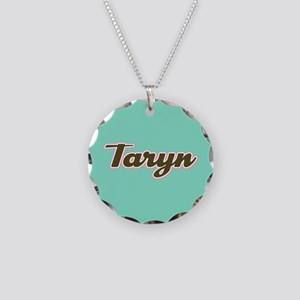 Taryn Aqua Necklace
