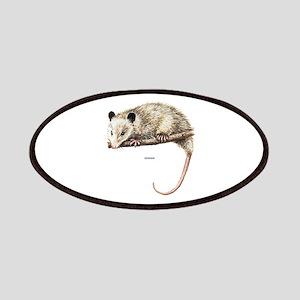 Opossum Animal Patches