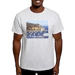 Catalina Island - Ash Grey T-Shirt
