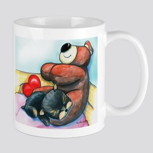 ByCatiaChoYorkie Friend Mug