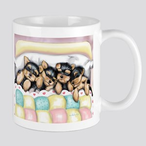 ByCatiaCho Sleeping Babies Mug
