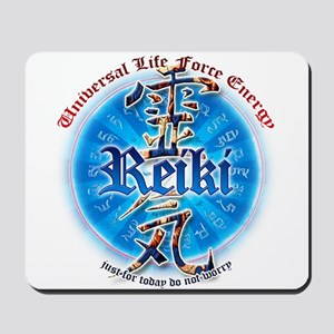 REIKI HEALING HANDS just for today don't worry blu