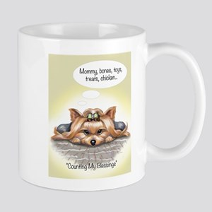 ByCatiaCho My Blessings Mug
