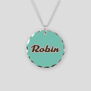 Robin Aqua Necklace