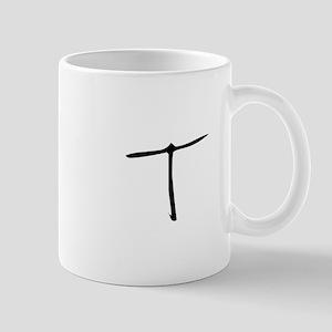 Elementary Monogram T Mug