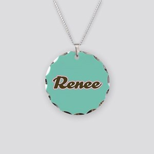 Renee Aqua Necklace