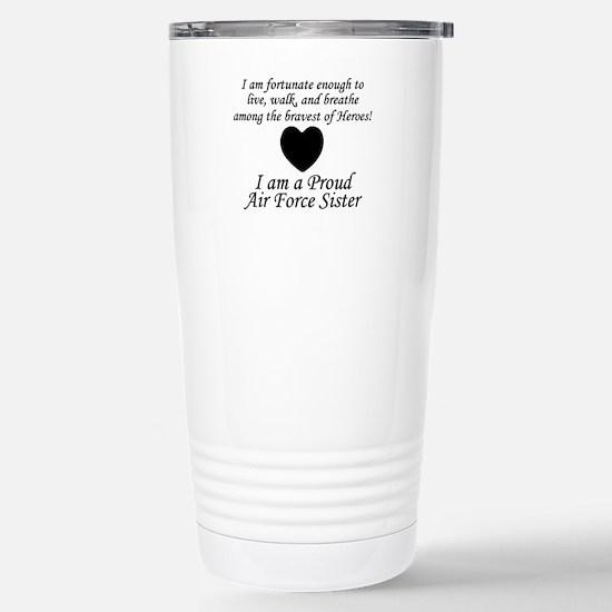 AF Sister Fortunate Travel Mug