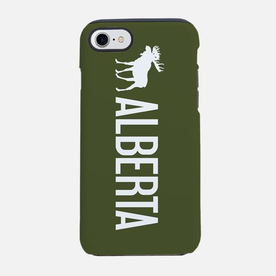 Alberta Moose iPhone 7 Tough Case