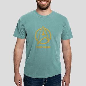 Star Trek: TOS Command E Mens Comfort Colors Shirt