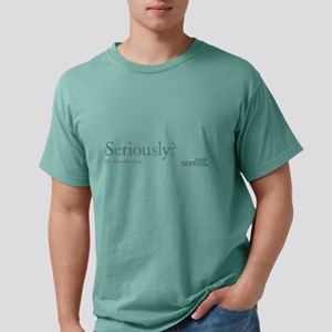 Seriously? - Grey's Anatomy Mens Comfort Colors Sh