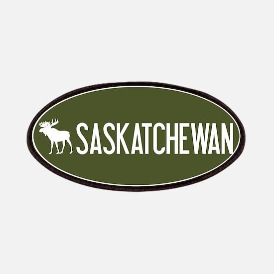 Saskatchewan Moose Patch