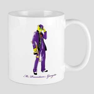 Mr Percentum Gangsta Mug