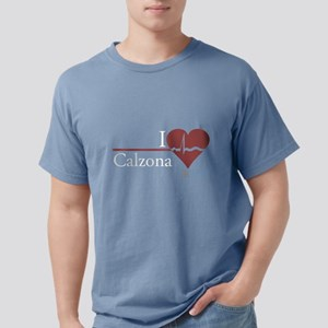 I Heart Calzona - Grey's Anat Mens Comfort Colors