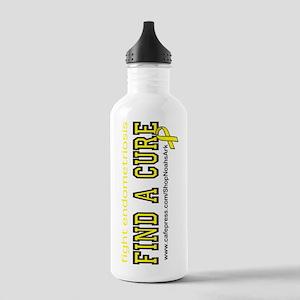 Endometriosis Awareness Water Bottle 1.0L