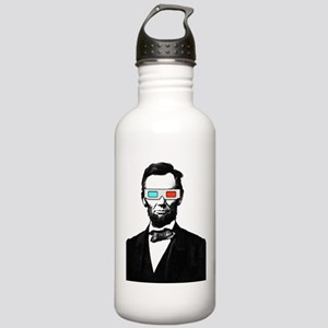 3D ABRAHAM LINCOLN Water Bottle