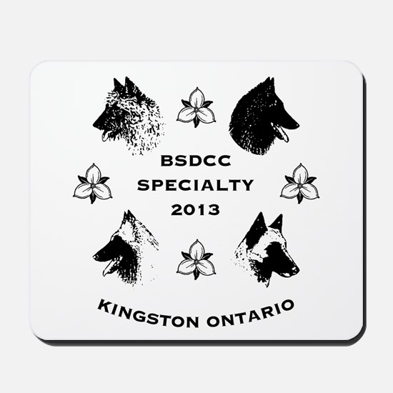 specialty logo Mousepad