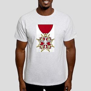 White Eagle (Poland) Ash Grey T-Shirt