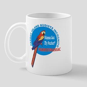 Parrot Pecker Mugs