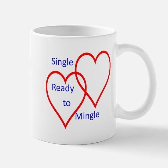 Single ready to mingle Mug
