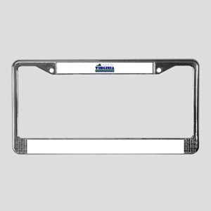 Made in... License Plate Frame