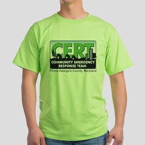 PG Team Green T-Shirt