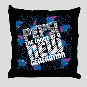 New Generation Throw Pillow