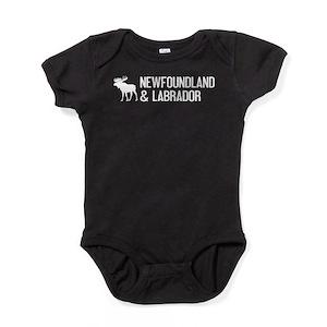 Newfoundland Labrador Baby Clothes Accessories Cafepress