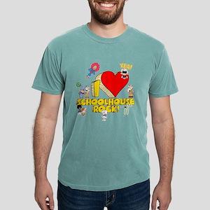 I Heart Schoolhouse Rock! Mens Comfort Colors Shir