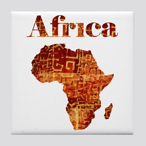 Ethnic Africa Tile Coaster